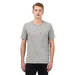 Levi's - Grey chest pocket t-shirt