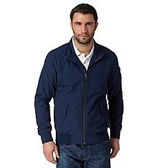 Levi's - Blue zipped bomber jacket
