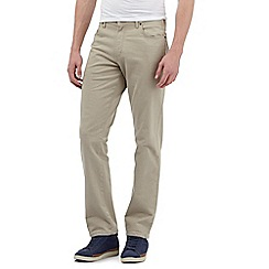 Wrangler - Texas camel stretch straight fit jeans