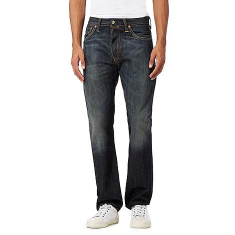 Levi+s - 501® dusty black straight leg jeans