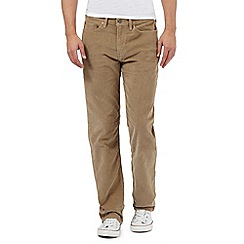 Levi's - 514 light brown corduroy jeans
