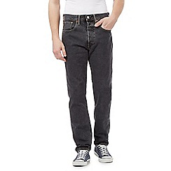 Levi's - 501® Grey denim jeans