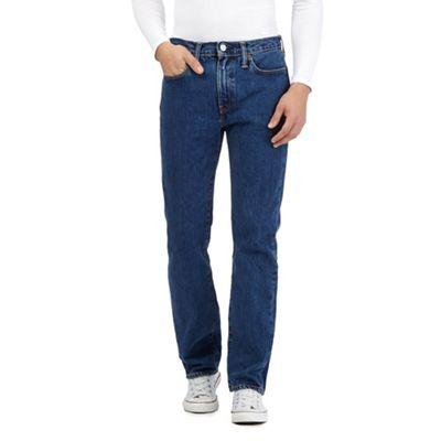 Levi S 514 Stonewash Blue Straight Leg Jeans Debenhams