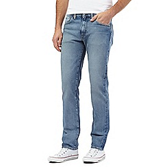 Levi's - 511&#8482 light blue mid wash jeans