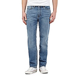 Levi's - Light blue 514 straight fit jeans