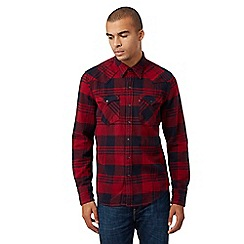 Levi's - Red check shirt