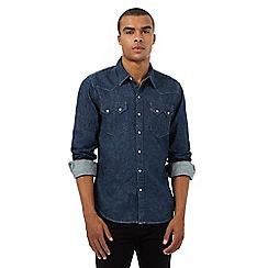 Levi's - Blue Western shirt
