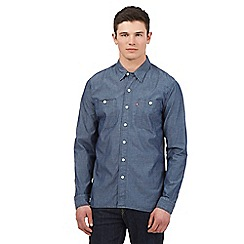 Levi's - Blue chambray shirt