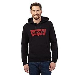 Levi's - Black batwing hoodie