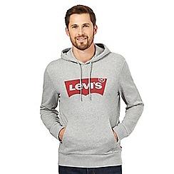 Levi's - Grey batwing hoodie