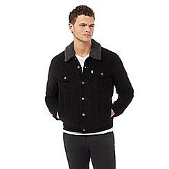 Levi's - Black cord jacket