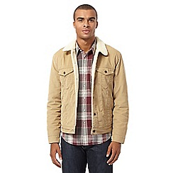 Levi's - Natural sherpa jacket