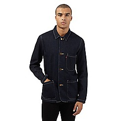 Levi's - Dark blue denim jacket