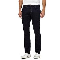 Wrangler - Bostin blue rinse slim fit jeans