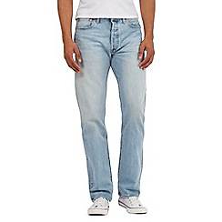 Levi's - Light blue washed jeans