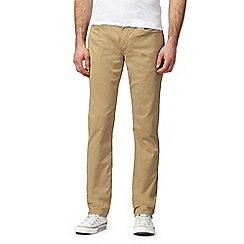 Levi's - Beige 511&#8482 slim trousers