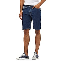 Levi's - Blue 505 denim shorts