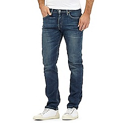 Levi's - Blue 511 Ragweed slim jeans