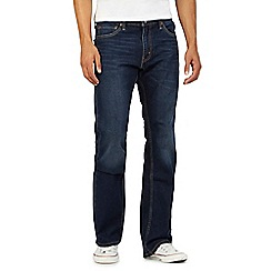 Levi's - Blue 527 California slim fit jeans