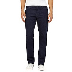 Levi's - Dark blue 514 Mixtape straight fit jeans