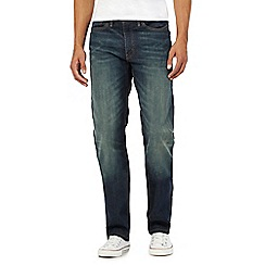 Levi's - Dark blue 514 Midnight jeans