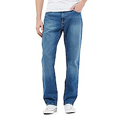 Levi's - Big and tall blue 541 field goal jeans