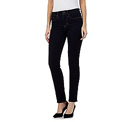 Levi's - Dark blue 311 shaping skinny jeans