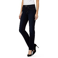 Levi's - Blue 314 shaping straight jeans