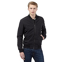 Levi's - Black thermal bomber jacket