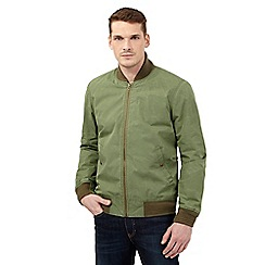 Levi's - Green bomber jacket