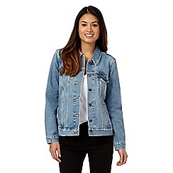 Levi's - Light blue denim trucker jacket