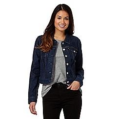 Levi's - Dark blue denim trucker jacket