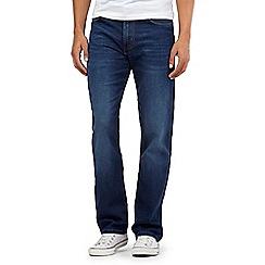 Wrangler - Arizona blue active ready straight fit jeans