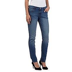 Wrangler - Light wash skinny fit 'Corynn' jeans