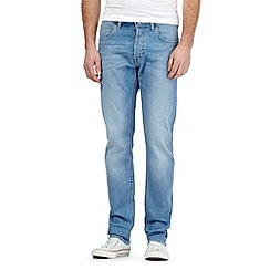 Lee - Daren light blue wash slim fit jeans