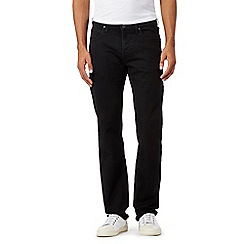 Lee - Black slim leg jeans