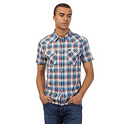 Lee - Multi-coloured western slim fit shirt