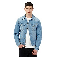 Lee - Blue light wash denim jacket