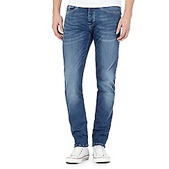 Voi - Blue tapered jeans