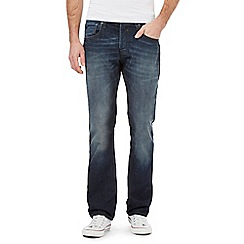 Voi - Blue stonewash straight fit jeans