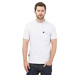 Voi - White striped polo shirt
