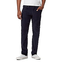 Levi's - Navy 511&#8482 corduroy trousers