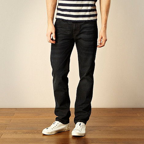 Levi+s - 511&#8482 midnight oil dark blue slim fit jeans