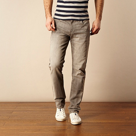 Levi+s - Levi+s½ 511 Gray Day light grey slim fit jeans