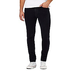 Levi's - Navy 510 skinny fit jeans