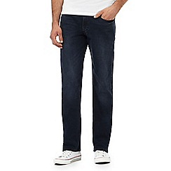Levi's - Dark blue 514 straight leg jeans