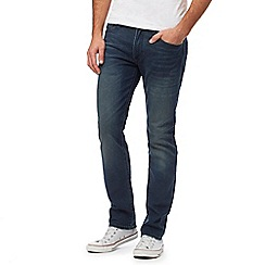 Levi's - Blue 511 'Barrel' slim jeans