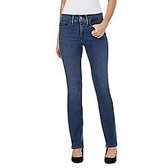 Levi's - Blue shaping bootcut jeans
