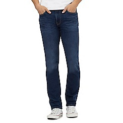 Levi's - Blue '511 Evolution Creek' mid wash regular fit jeans