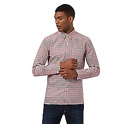 Levi's - Red checked print shirt